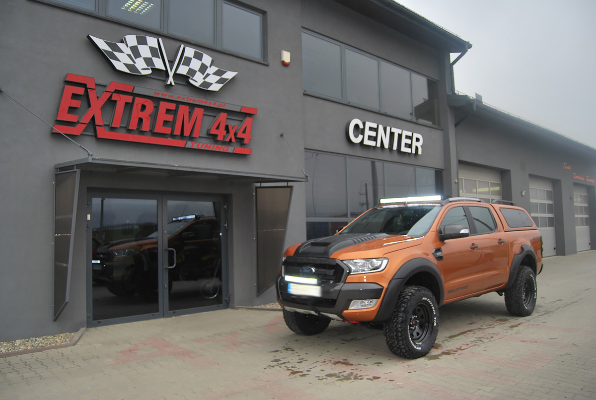 Ford Ranger 3,2 offroad – orange