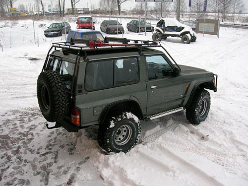 Nissan Patrol Y60 2.8 TD m2