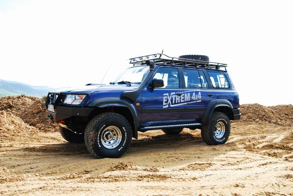 Nissan Patrol Y61 2.8 TDI Expedition