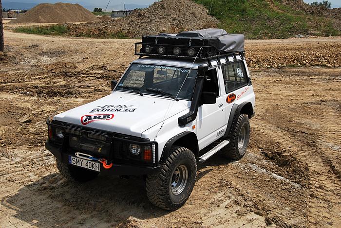 Nissan Patrol Y60 2,8TD Biały