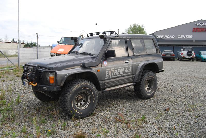 Nissan Patrol Y60 2.8 TD EVO