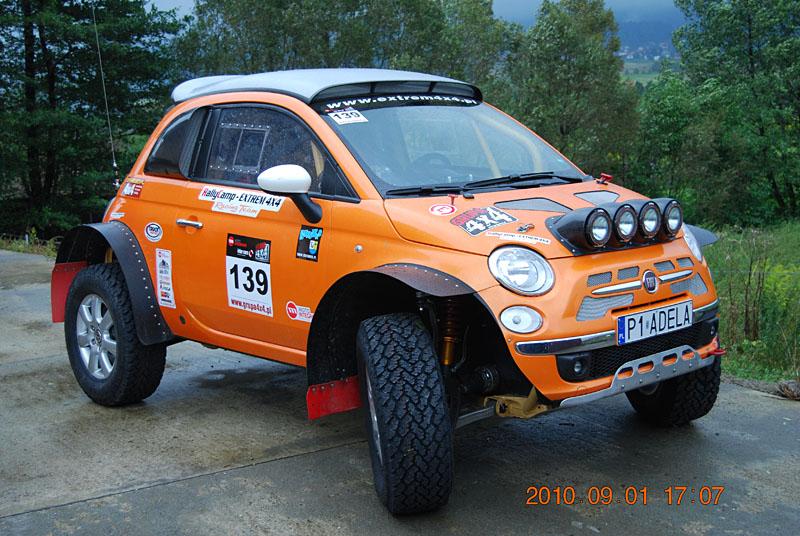 Fiat 500 4×4