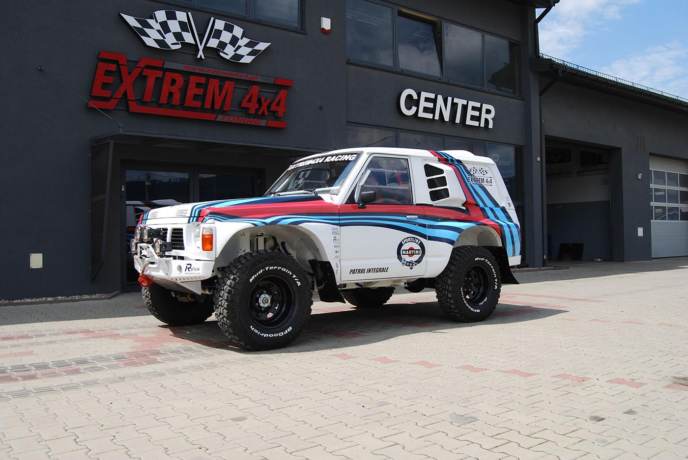 Nissan Patrol Y60 Integrale 4.4 BMW