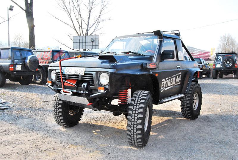 Nissan Patrol Y60 4,2TDI  zwolnice Laplander