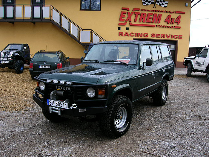 Toyota Land Cruiser HJ60