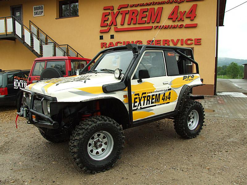 Nissan Patrol Pro-Sport