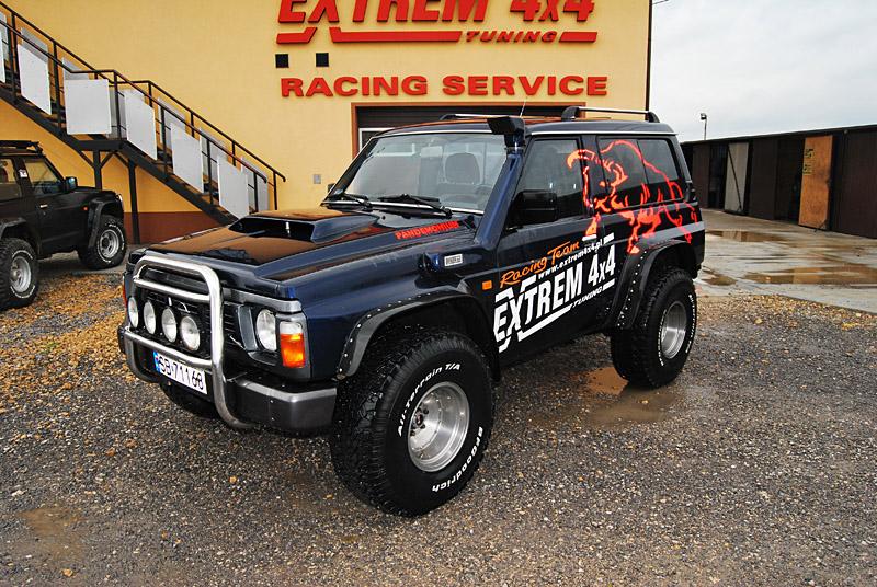Nissan Patrol Y60 2.8 TDI – 220KM