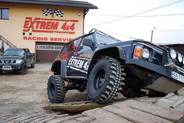 Nissan Patrol Y60 2,8TD 220KM BULL