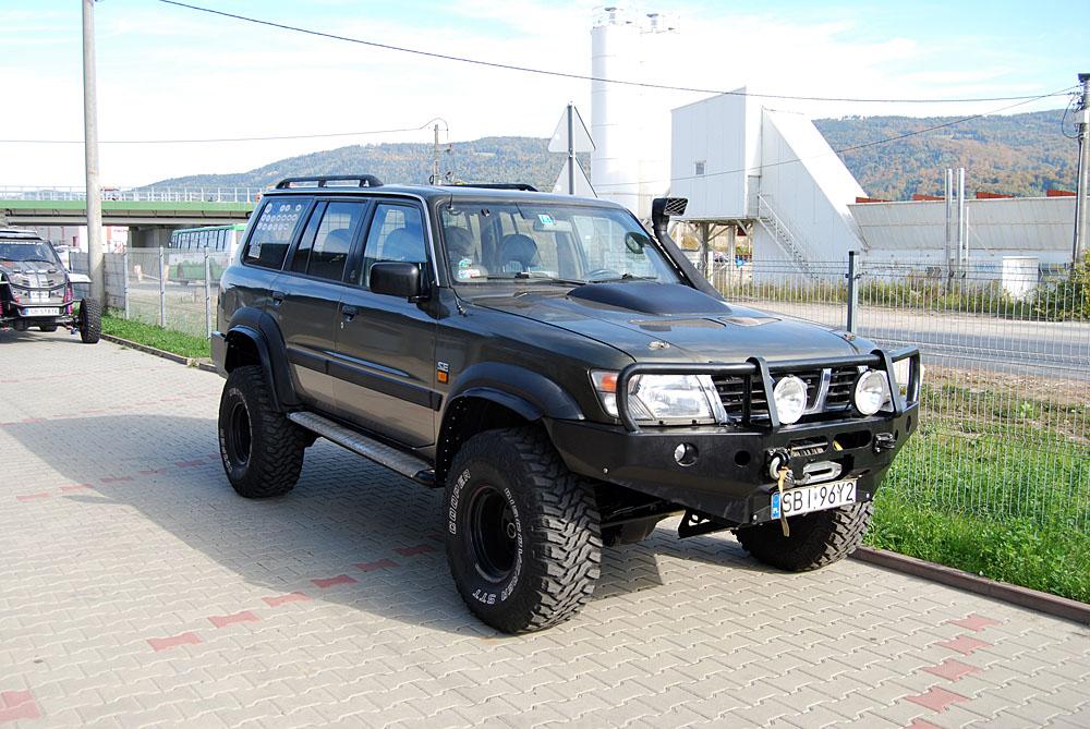 Nissan Patrol Y61 6.5td