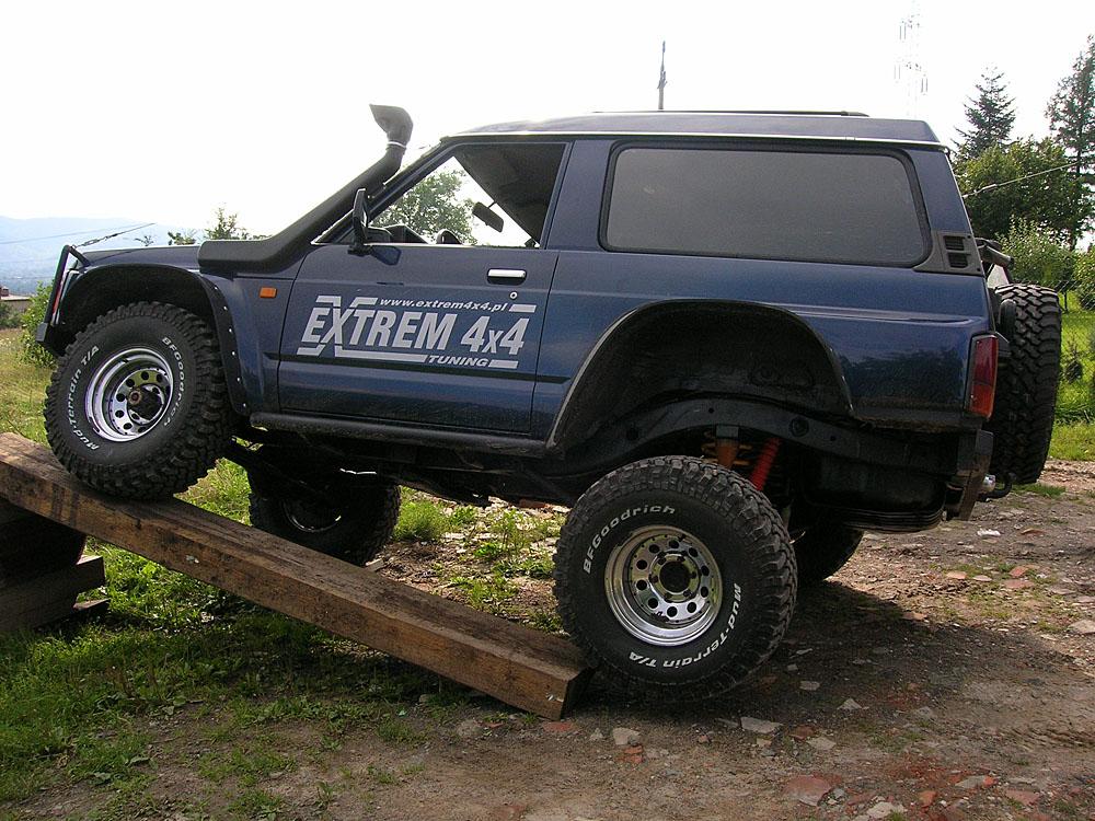 Nissan Patrol Y60 2,8td Evo