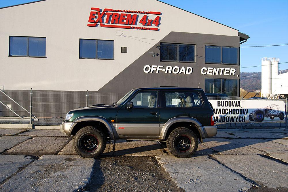 Nissan Patrol Y61 Biturbo BMW 3.5d 403KM