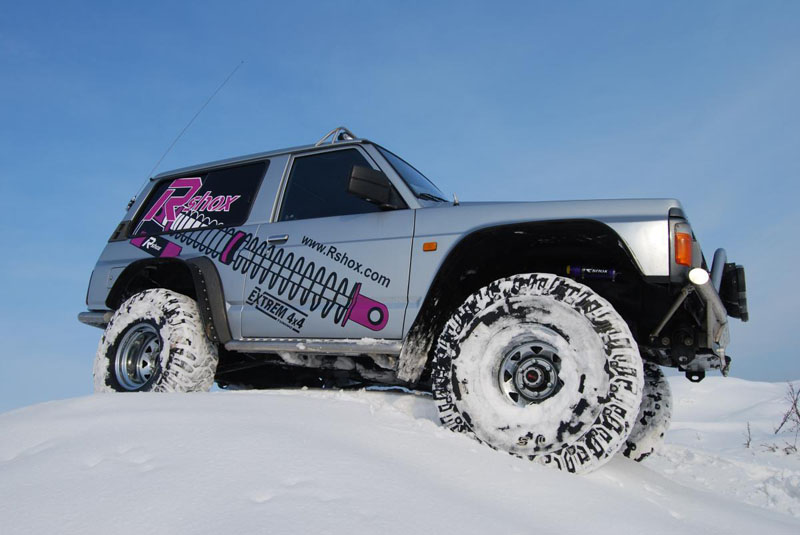 Nissan Patrol Y60 2,8TD 200KM Rshox