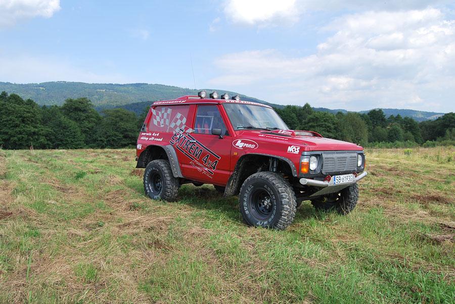 Nissan Patrol Y60 2,8TD EVO CC 24H Winner