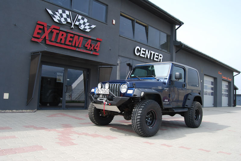 Jeep Wrangler by Extrem
