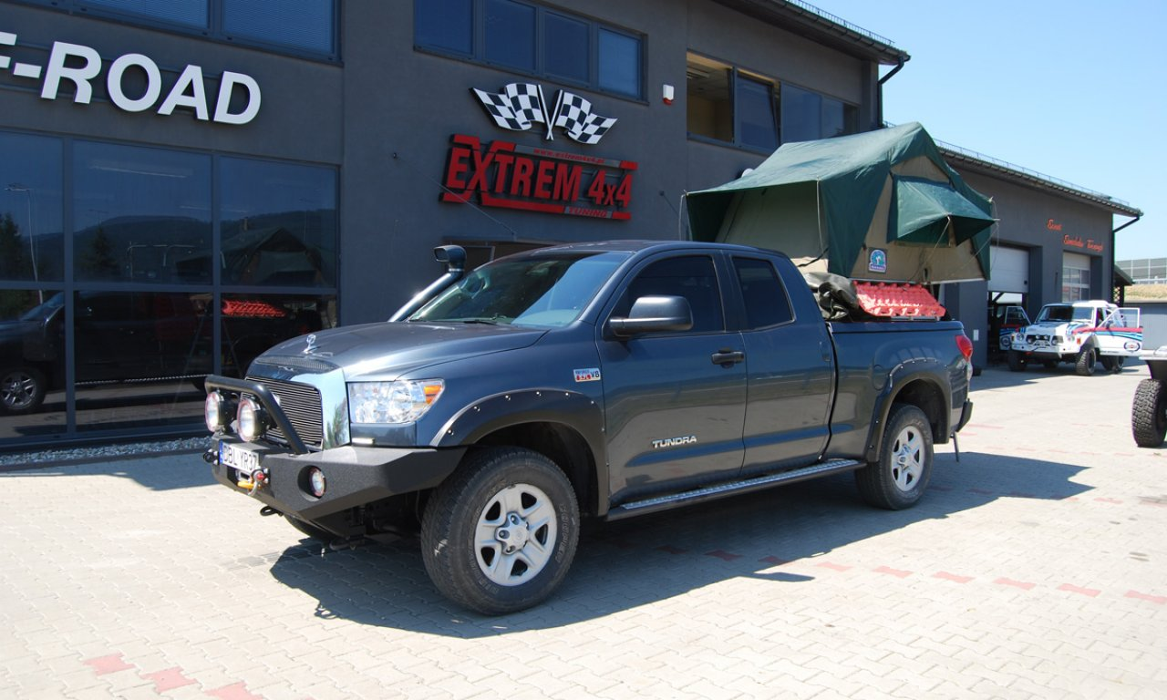 Toyota Tundra 5.7 – 400KM Na wyprawę