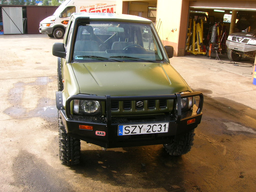 Suzuki Jimny EVO