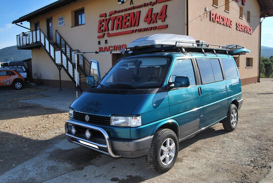 VW T4 – Syncro Multivan
