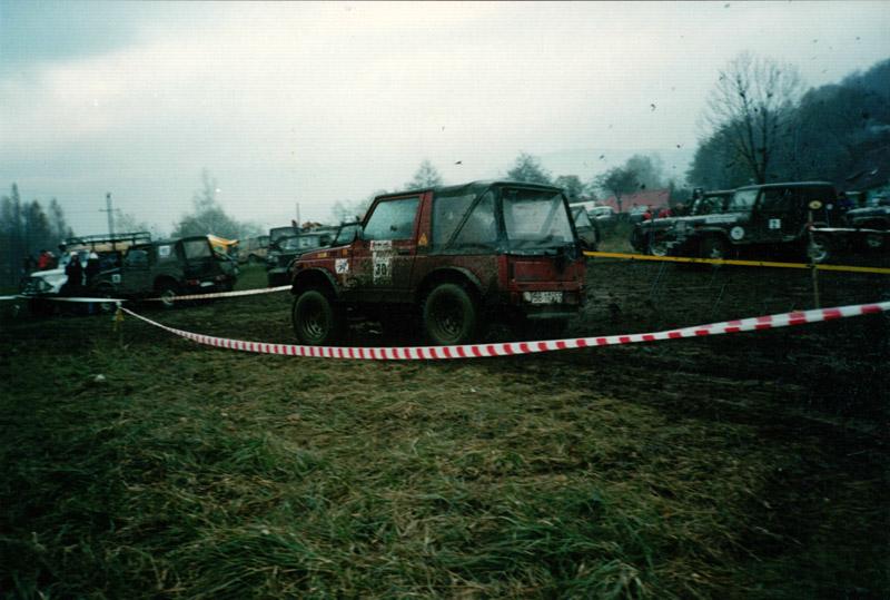 Jeep Club 4×4