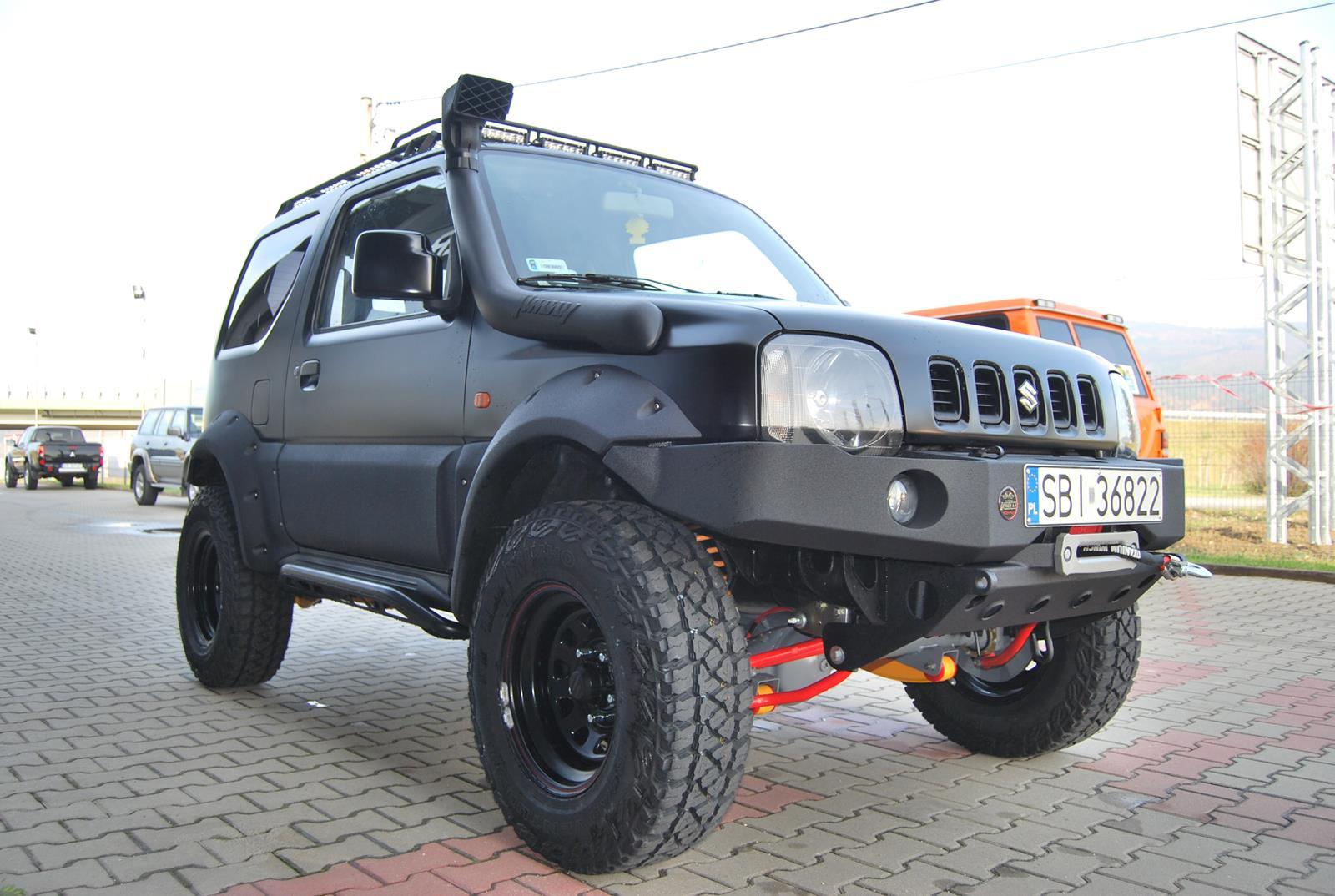 Suzuki Jimny BLACK
