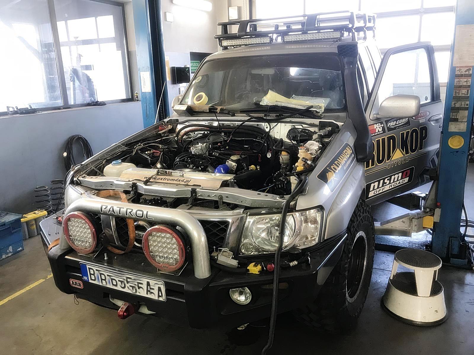 Nissan Patrol Y61 3,0BMW