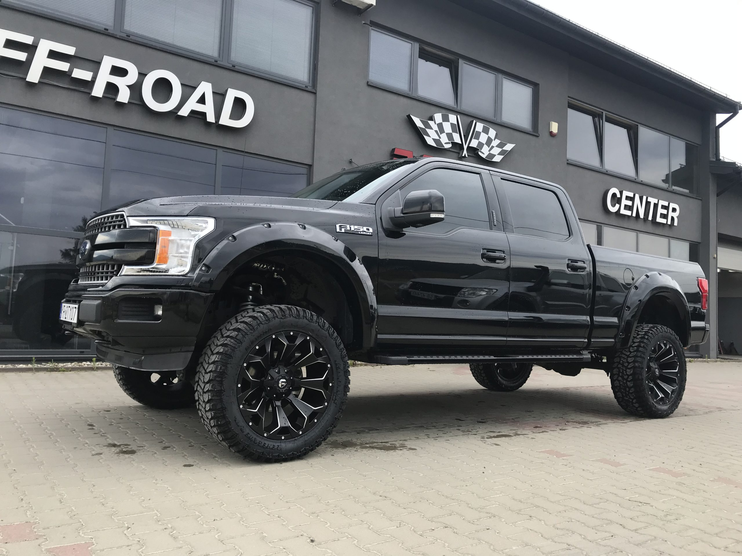Ford F150 lift 6″ BDS