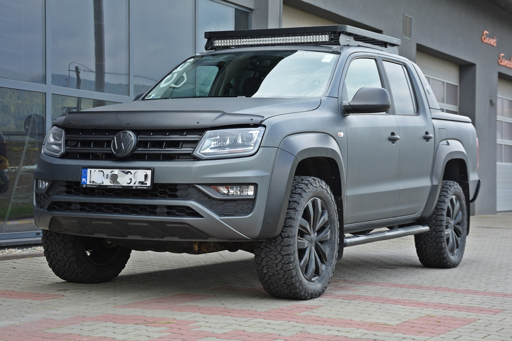 VW Amarok V6 Expedition